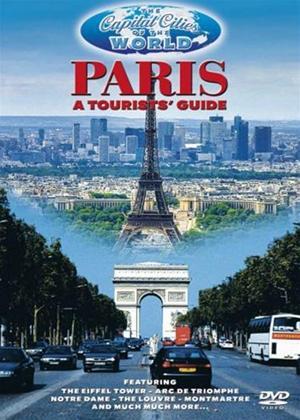 Rent Capital Cities of the World: Paris Online DVD Rental