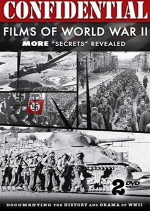 Rent Confidential Films of WWII Online DVD & Blu-ray Rental
