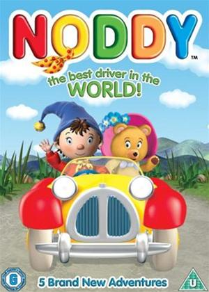 Rent Noddy: The Best Driver in The World Online DVD Rental