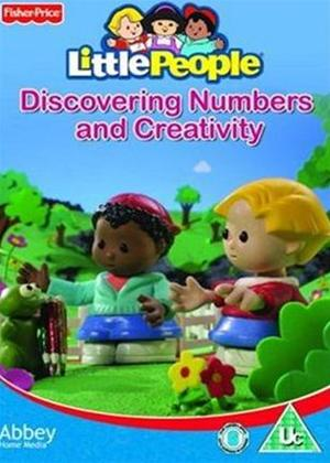 Rent Little People: Discovering Numbers and Creativity Online DVD Rental