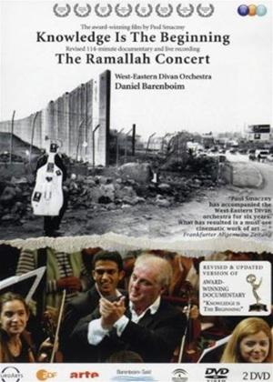 Rent The Ramallah Concert: West-Eastern Divan Orchestra Online DVD Rental