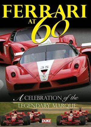 Rent Ferrari at Sixty Online DVD Rental