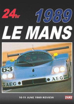 Rent Le Mans 1989 Review Online DVD Rental