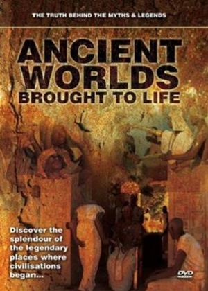 Rent Ancient Worlds Brought to Life Online DVD Rental