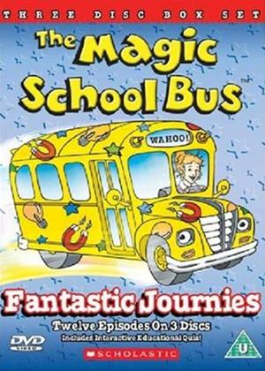 Rent Magic School Bus Online DVD Rental