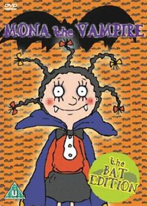 Rent Mona the Vampire: Bat Edition Online DVD Rental