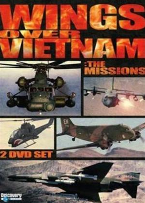 Rent Wings Over Vietnam: The Missions Online DVD Rental