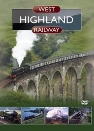 Rent West Highland Railway Online DVD Rental