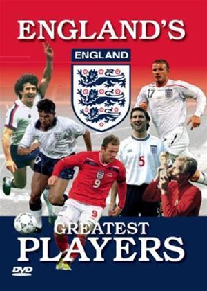 Rent Englands Greatest Players Online DVD Rental