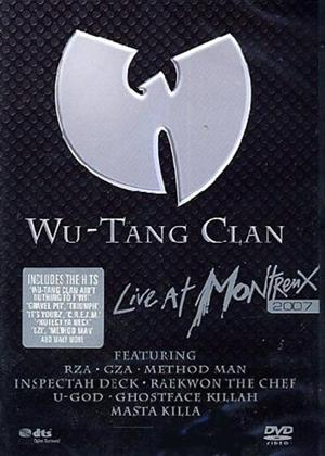 Rent Wu Tang Clan: Live at Montreux 2007 Online DVD Rental