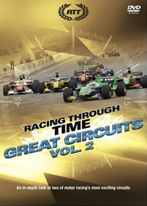 Rent Racing Through Time: Great Circuits 2 Online DVD Rental