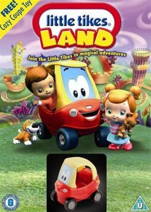 Rent Little Tikes: Little Tikes Land with Toy Online DVD Rental