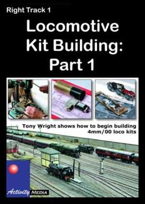 Rent Right Track 1: Locomotive Kit Building: Part 1 Online DVD Rental