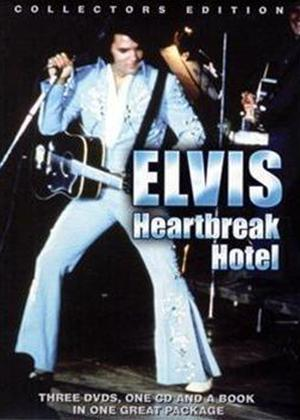 Rent Elvis: Heartbreak Hotel Online DVD Rental
