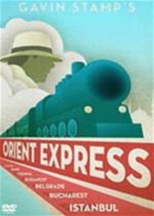 Rent Gavin Stamp's Orient Express Online DVD Rental