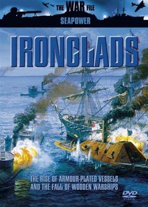 Rent Seapower: Iron Clads Online DVD Rental