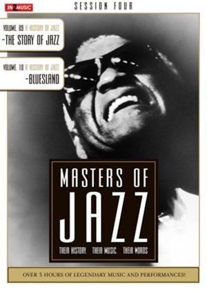 Rent Masters of Jazz: Session 4 Online DVD Rental