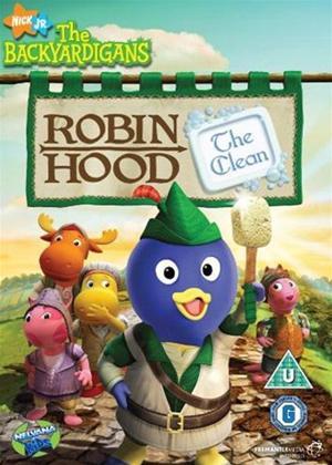 Rent Backyardigans: Robin Hood the Clean Online DVD & Blu-ray Rental