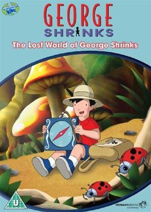 Rent George Shrinks: The Lost World of George Shrinks Online DVD Rental