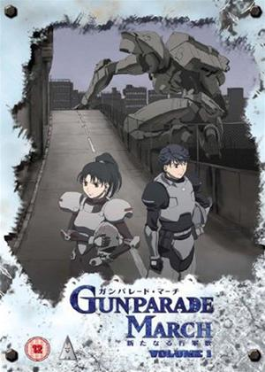 Rent Gunparade March: Vol.1 Online DVD Rental