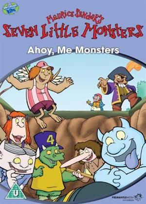 Rent Seven Little Monsters: Ahoy, Me Monsters Online DVD Rental