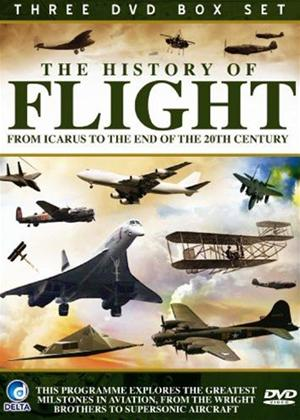 Rent The History of Flight: From Icarus to the End of the 20th Century Online DVD Rental