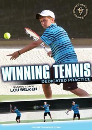 Rent Winning Tennis: Dedicated Practice Online DVD Rental