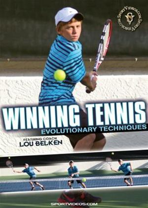 Rent Winning Tennis: Evolutionary Techniques Online DVD Rental