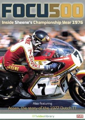 Rent Focus 500: Inside Sheenes Championship Year 1976 Online DVD Rental