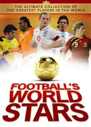 Rent Football's World Stars Online DVD Rental