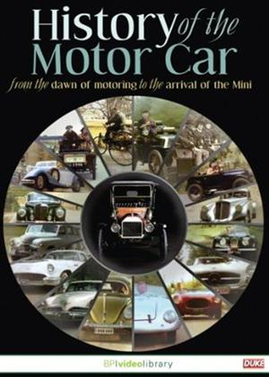 Rent The History of the Motor Car Online DVD Rental