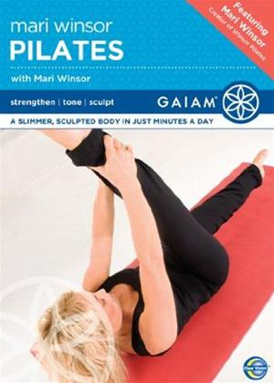 Rent Mari Winsor Pilates Online DVD Rental