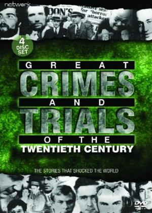Rent Great Crimes and Trials of the Twentieth Century Online DVD Rental