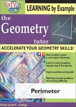 Rent Geometry Tutor: Perimeter Online DVD Rental