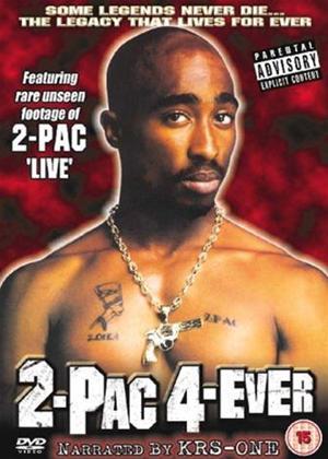 Rent Tupac Shakur: 2-Pac 4-Ever Online DVD Rental