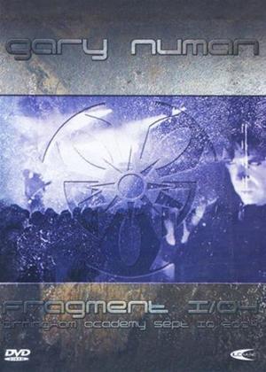 Rent Gary Numan: Fragment: Birmingham Online DVD Rental