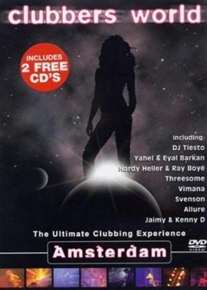 Rent Clubbers World: Amsterdam Online DVD Rental