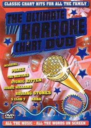 Rent The Ultimate Karaoke Chart Video Online DVD Rental