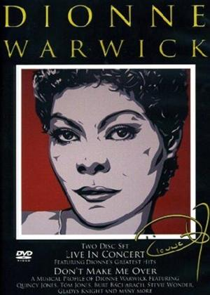 Rent Dionne Warwick: The Dionne Warwick Story (aka Dionne Warwick - Live Concert / Don't Make Me Over) Online DVD Rental