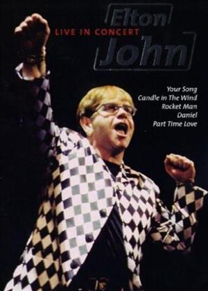 Rent Elton John: Live in Concert Online DVD Rental