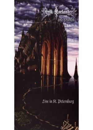 Rent Erik Norlander: Live in St. Petersburg Online DVD Rental