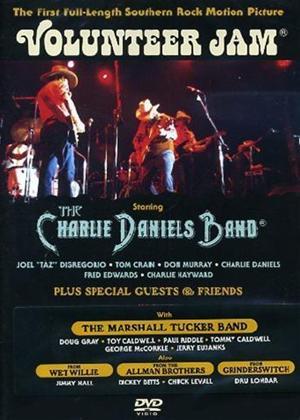 Rent Charlie Daniels Band: Volunteer Jam Online DVD Rental
