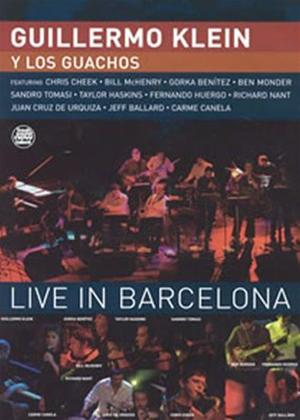 Rent Guillermo Y Los Guachos Klein: Live in Barcelona Online DVD Rental
