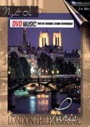 Rent Night in Paris: London Philharmonic Orchestra Online DVD Rental