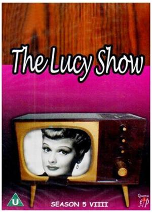 Rent Lucy Show: Series 5: Vol.4 Online DVD Rental
