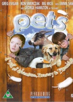 Rent Pets Online DVD Rental