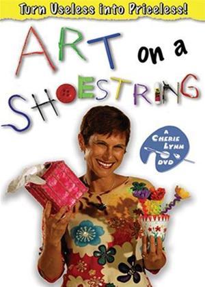 Rent Art and Crafts on a Shoestring Online DVD Rental