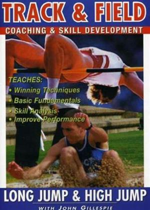 Rent Track and Field Coaching/Skill Development: Vol.5 Online DVD Rental