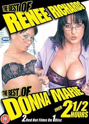 Rent Best of Renee Richards and Donna Marie Online DVD Rental