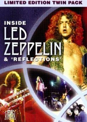 Rent Led Zeppelin-Inside Led Zeppelin and Reflections Online DVD Rental